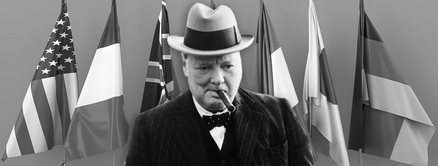 Six Supply Chain Related Leadership Lessons From Sir Winston Churchill We Need Today!